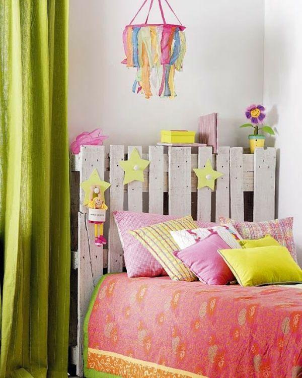 Récup palettes 34 chambres à coucher la tête de lit palette archzine fr