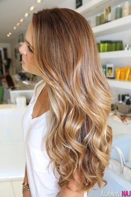 Móc cieszyć się długimi, pięknymi włosami..