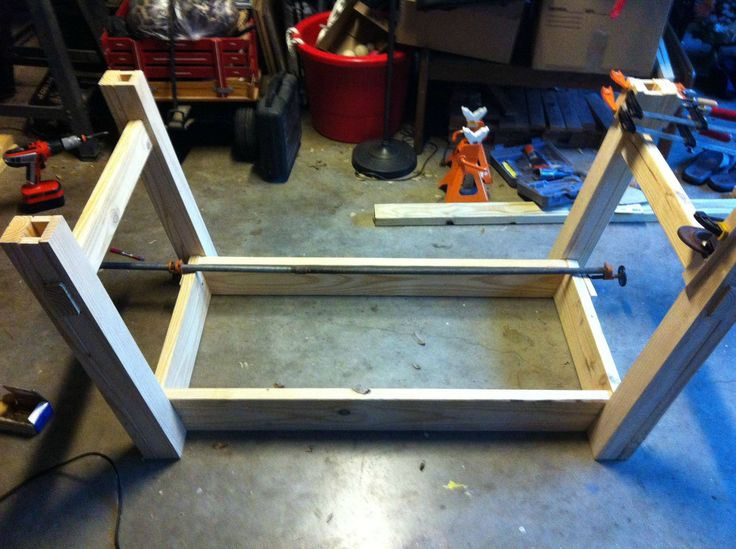 Kitchen Table - Imgur, table legs | That's the way to do