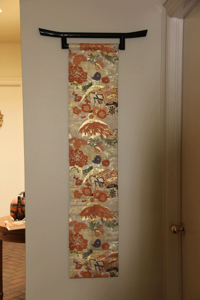 You KNOW your decorating style is on point when you have an #obi in your home