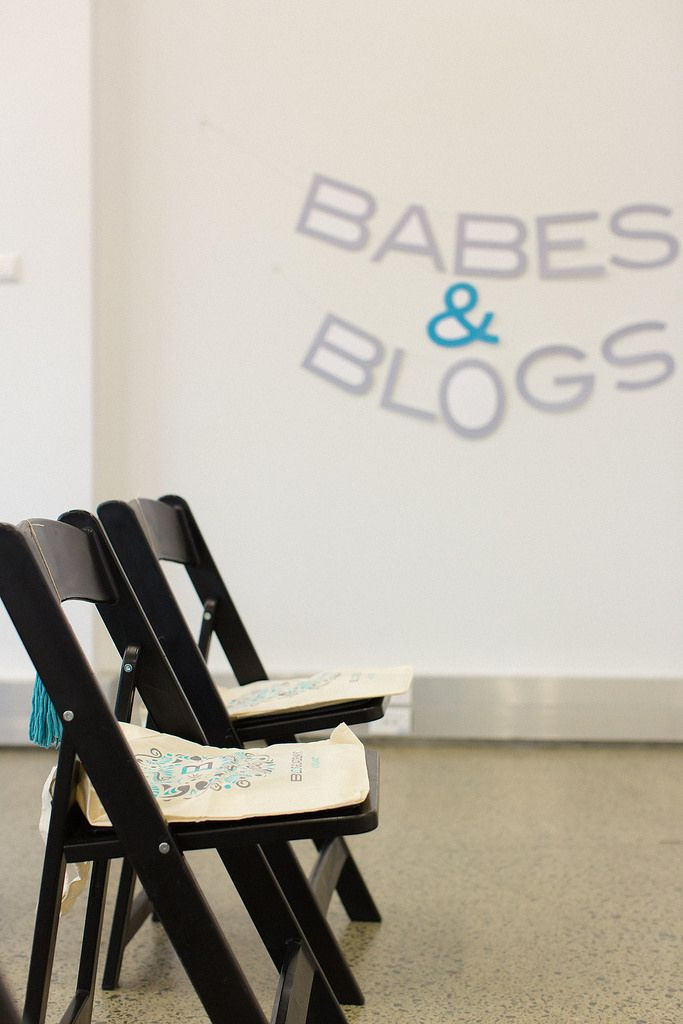 Wink styles the Blogcademy Auckland 2014 - Photo Bubblerock