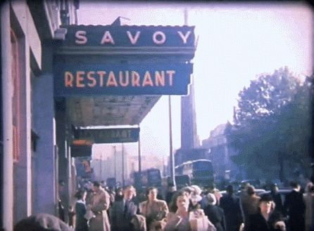 Dublin in the 1950s