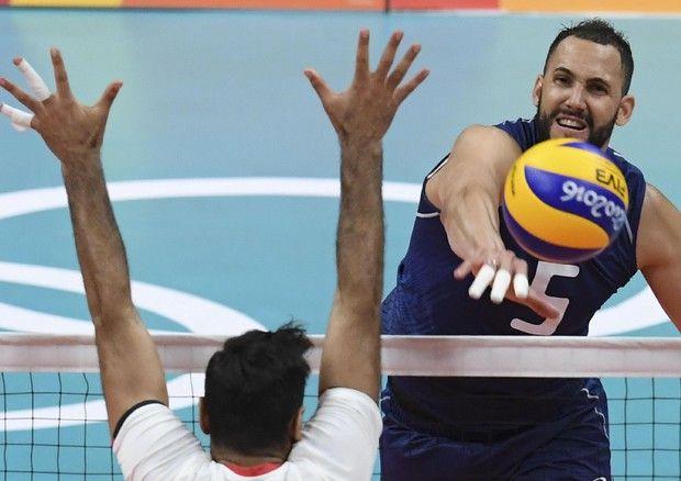 Sport Notizie: #rio2016 # Italvolley in semifinale #Italia Usa
