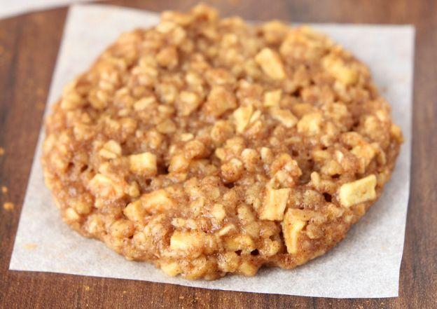 Recette facile de biscuits à l'avoine et tarte aux pommes!