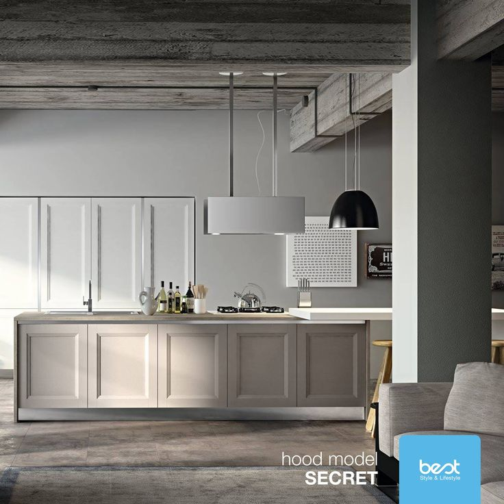 Best #Secret skrywa całą swoją elegancję w wysokiej wydajności okapie. Prawdziwy klejnot designu i technologii, który uczynić twoją kuchnię wyjątkową!  Foto: Best #Best #okap #kuchnia #design #technologia #sekret