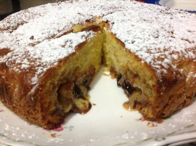 Ricetta torta golosa - Le Meraviglie di Cicetta