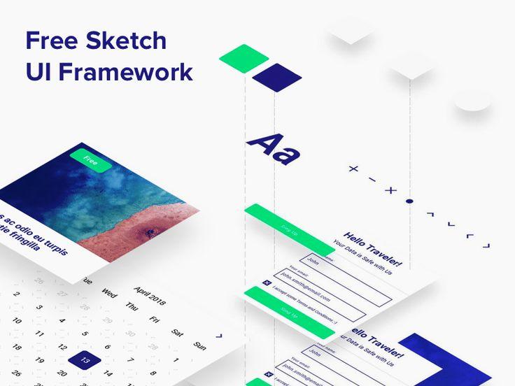 UI Framework for Sketch