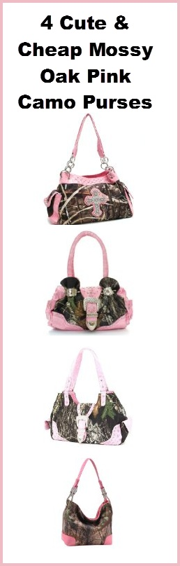http://www.squidoo.com/camo-purses-and-wallets - Love these pink mossy oak camo purses!  And such good deals on this page too!  #ppgcamopurse