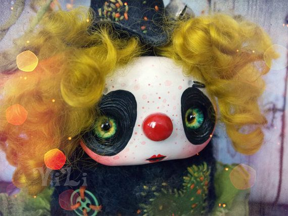 doll, clown