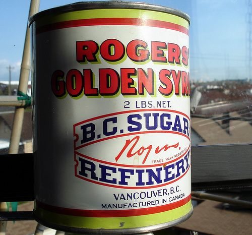 Rogers Golden Syrup, source of great fortune
