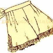 Plus Size (or any size) 1934 Vintage Underwear Lingerie Sewing Pattern Knickers - PDF - Pattern No 4 Mercedes