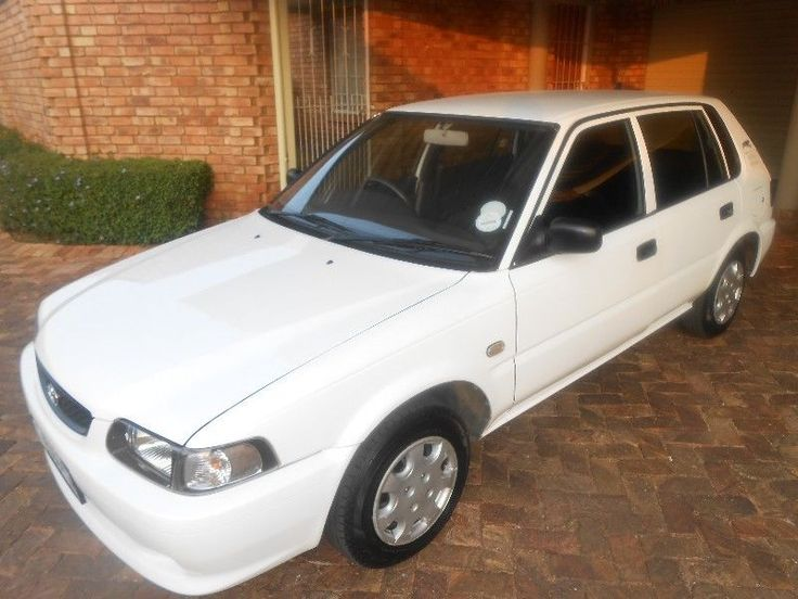 2006TOYOTA TAZZ 1.3 FOR SALE. ITS IN A MINT CONDITION AND FULL SERVICE HISTORY WITHNEW TYRES. FUEL CONSUMPTION VERY GOOD. THIS IS A MUST SEE CAR. HAVE A BEAUTIFULDAY. PLEASE PHONE HENK ON 071 383 4706. SPARE TYRE INCLUDED.CASH ONLY R 60 000,00- R 65 000,00 NEG