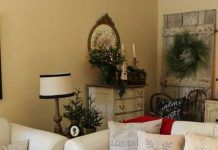 41 Christmas Decoration Ideas for Living Room