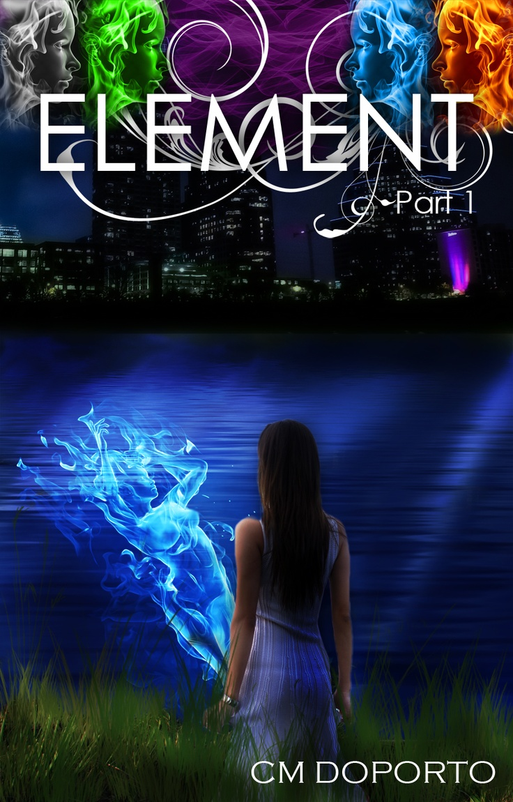 Element, Part 1 Book Cover Cover lust! I've never read this *disclaimer* but OMG the cover! @.@
