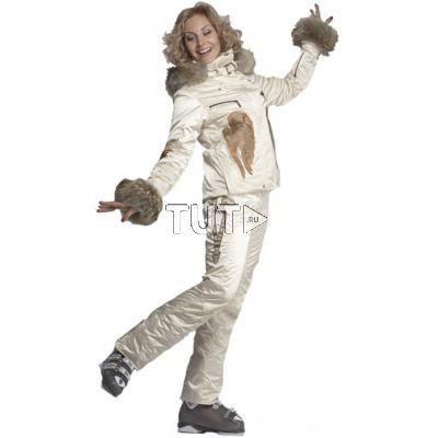 Горнолыжный костюм женский спортмастер