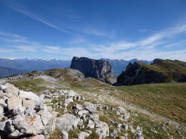 Sommet de Montaveilla (1979m) par le Col de Rousset