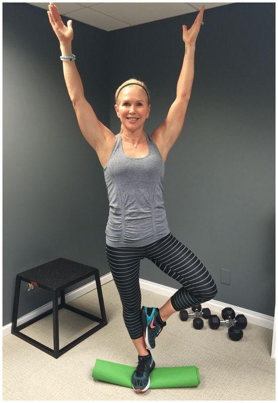 Must-Do Strength Training Moves for Women Over 50   Exercise. Senior fitness. Flexibility workout
