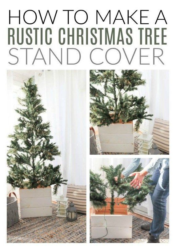 45+ Diy artificial tree stand inspirations