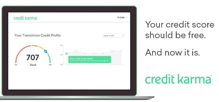 Credit karma login free credit score benefits