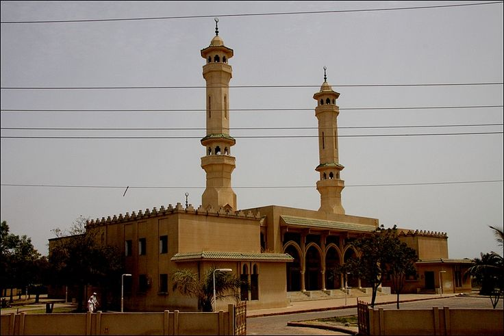 King Fahad Mosque - Banjul, Banjul - The Gambia