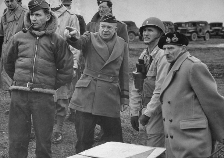 general eisenhower d day message