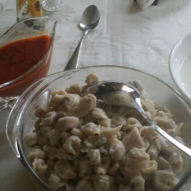 Turkish manti