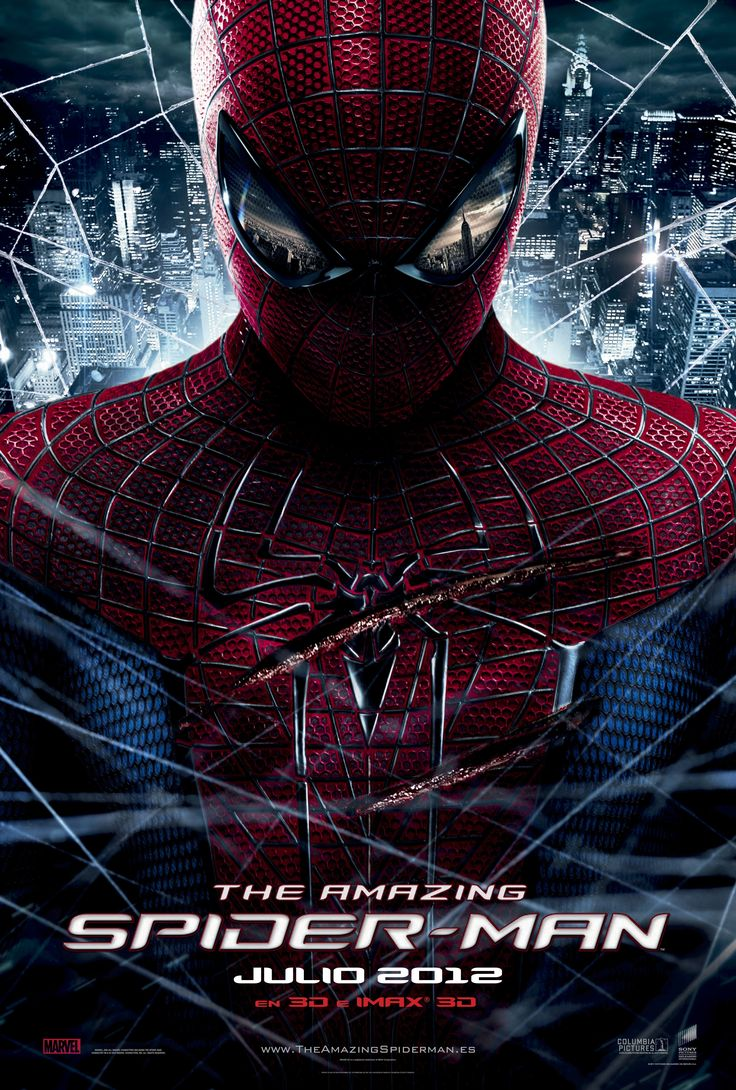 The Amazing Spider-Man (2012) - Ver Películas Online Gratis - Ver The Amazing…