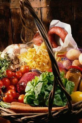 Example Meals for Mediterranean Diet