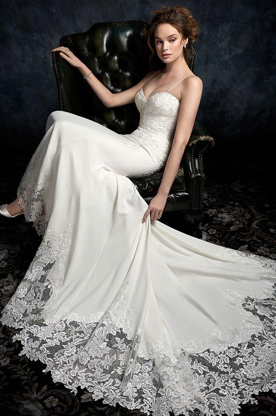 261 besten Kenneth Winston Bridal Bilder auf Pinterest | Romantische ...