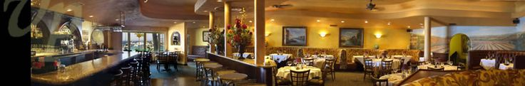 Ristorante Villa Portofino - Catalina Island  Terrific restaurant if you're looking for a place to have a romantic dinner. I recommend the Almond cheesecake for dessert :)