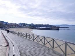Playa de Mera. Oleiros- A Coruña.Buenos recuerdos!!