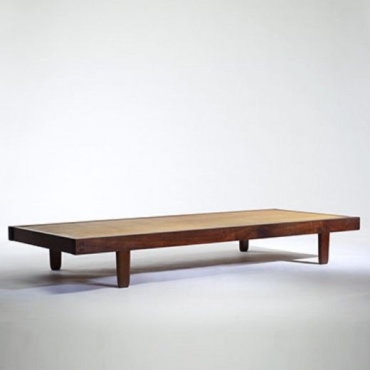 To know more about George Nakashima Black Walnut Backless Day Bed, visit  Sumally, a social network that gathers together all the wanted things in  the world! - 25 Best Day Beds / Chaise Longues Images On Pinterest Day Bed, 3