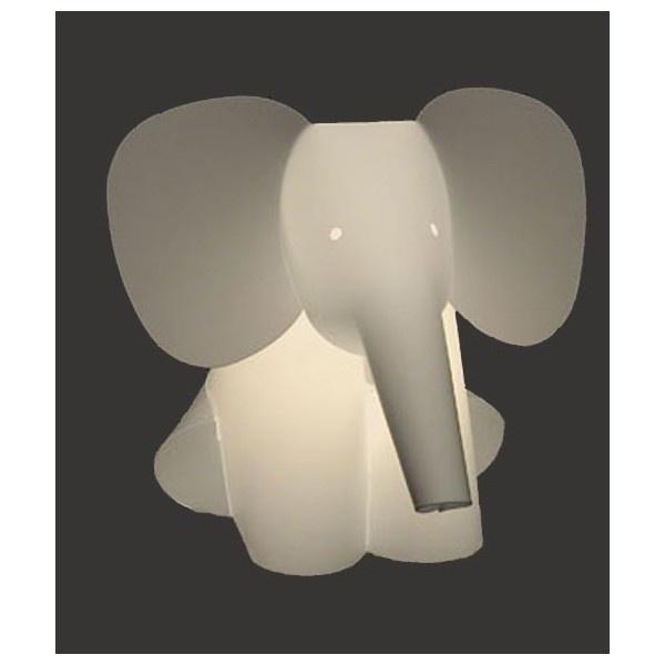 Lampe Enfant forme Elephant, Zoolight