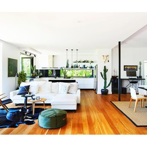 Modern renovation of an old workers cottage in Brisbane. Photo: Alicia Taylor   Styling: Jacqueline Kaytar   Story: real living