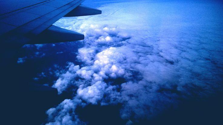 Flight,Clouds,Sky