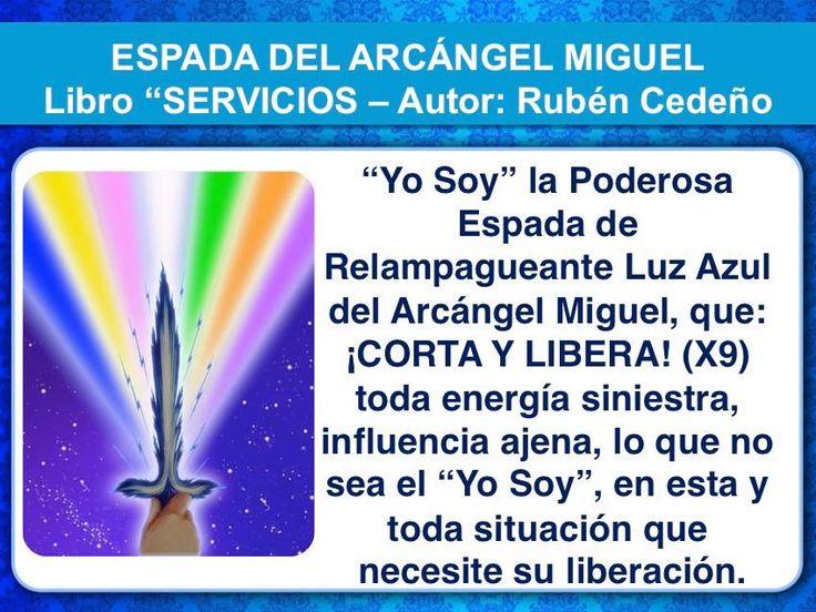 Invoca la Poderosa Espada de Llama Azul del Arcángel Miguel para liberarte de toda negatividad