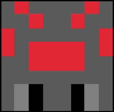 Seriously..I think it needs stitches.: Minecraft Mondays Bonus Blocks: Spider & Pick Axe