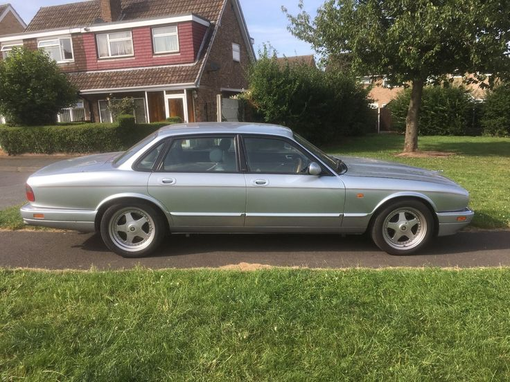 eBay: Jaguar xjr (xjr6) x300 1994 Silver, very rare and unique car