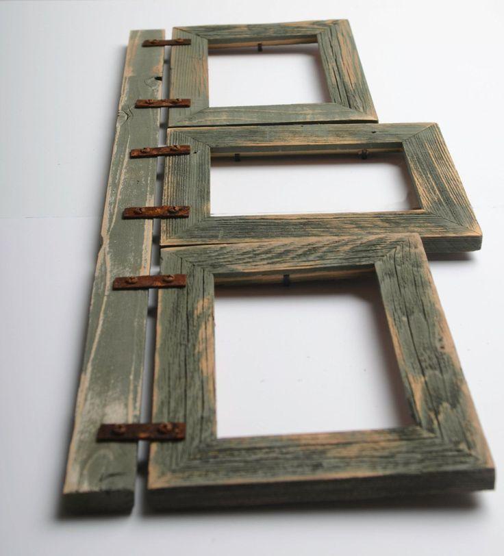 Best 25+ Rustic picture frames ideas on Pinterest ...