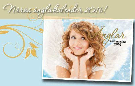 Näras änglakalender 2016!