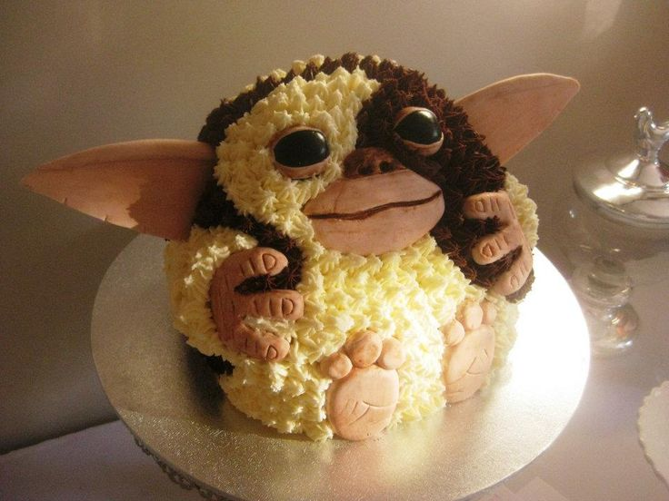 Gizmo Cake by Sweet Carousel