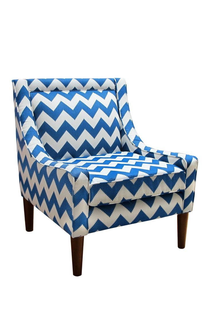 Swoop Zigzag Arm Chair - Limitless Marine... put with kitchen table....different style chairs