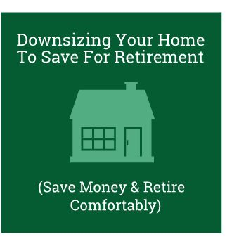 There are various benefits when it comes to downsizing for Benefits of downsizing
