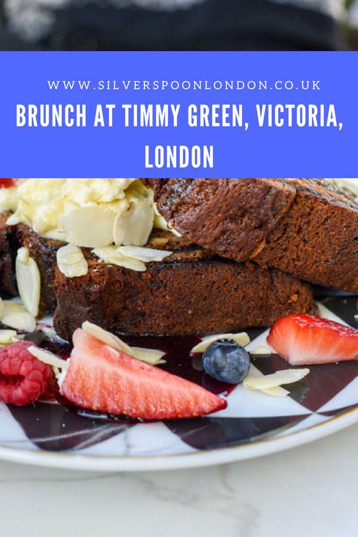 Timmy Green: A Brilliant Brunch Spot in Victoria, London - SilverSpoon London