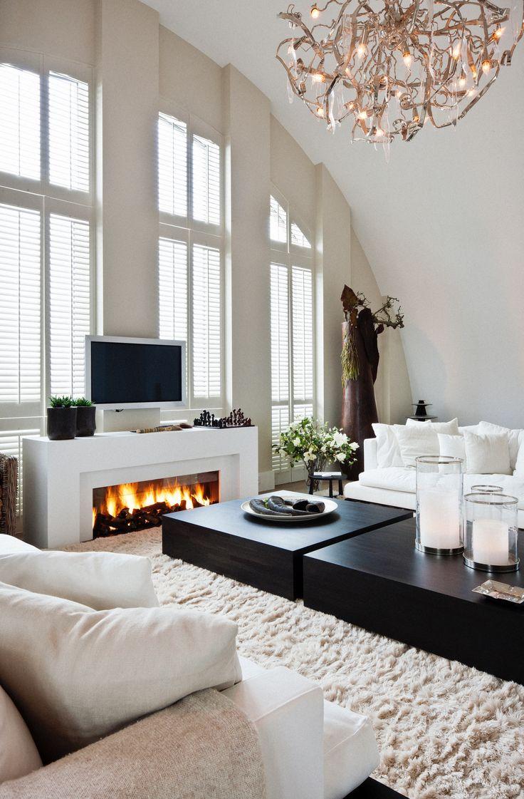 Interieurarchitect Francois Hannes laat zich inspireren door schoonheid. Er ontstaan unieke ontwerpen, zoals bijvoorbeeld het Penthouse.