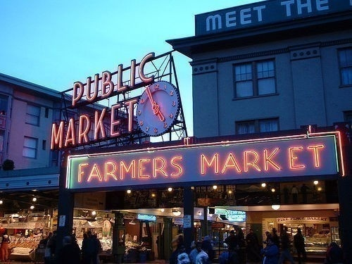 Seattle....check! One of my favorite places with one of my favorite people.