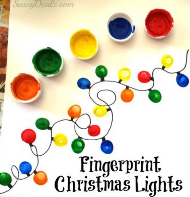 Christmas craft ideas for little ones...