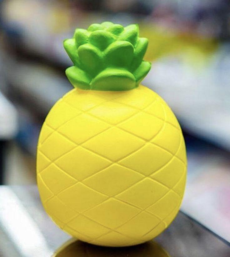 sillysquishies.com  - Jumbo Pineapple Squishy , $19.99 (http://www.sillysquishies.com/jumbo-pineapple-squishy/)
