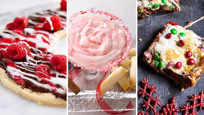 7 SUPER EASY CHRISTMAS DESSERTS. Easy desserts for when the Christmas cravings hit.