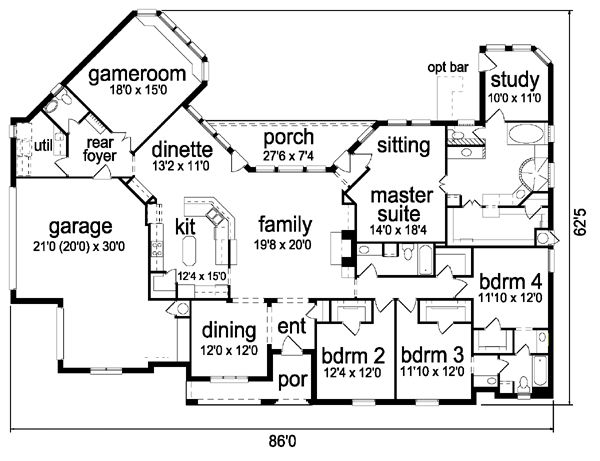 35 best lennar floorplans  single story images on pinterest